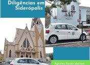 Fiscalização Core-SC: diligências nos municípios de Siderópolis, Cocal do Sul, Tijucas e Ipira nesta semana. Agentes fiscais alertam para a obrigatoriedade do registro regular no Conselho para o exercício da atividade.