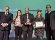Presidente do CORE-SC, João Pedro da Silva Rosa, participou da 21ª edição do Prêmio Empresa Cidadã da ADVB/SC, na FIESC, em Florianópolis (19/07).
