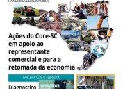 Atuação do Core-SC em apoio ao representante comercial e para a retomada da economia é o destaque de capa da Revista Core-SC. As ações do Conselho em 2020 podem ser conferidas na publicação anual lançada em dezembro.