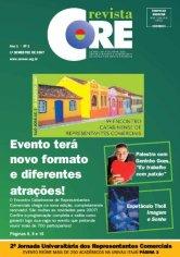 Revista CORE-SC Nº 1 - 1º semestre de 2007