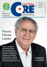 Revista CORE-SC Nº 11 - 2017