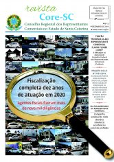 Revista CORE-SC Nº 13 - 2019