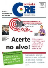 Revista CORE-SC Nº 3 - 2008
