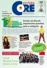 Revista CORE-SC Nº 4 - 2009